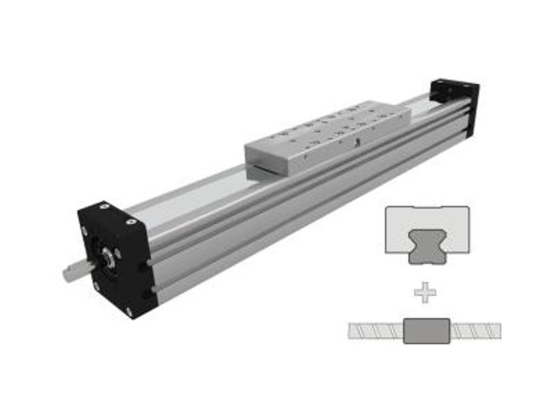Accu Tech USA Unimotion Ballscrew Driven Linear Actuators
