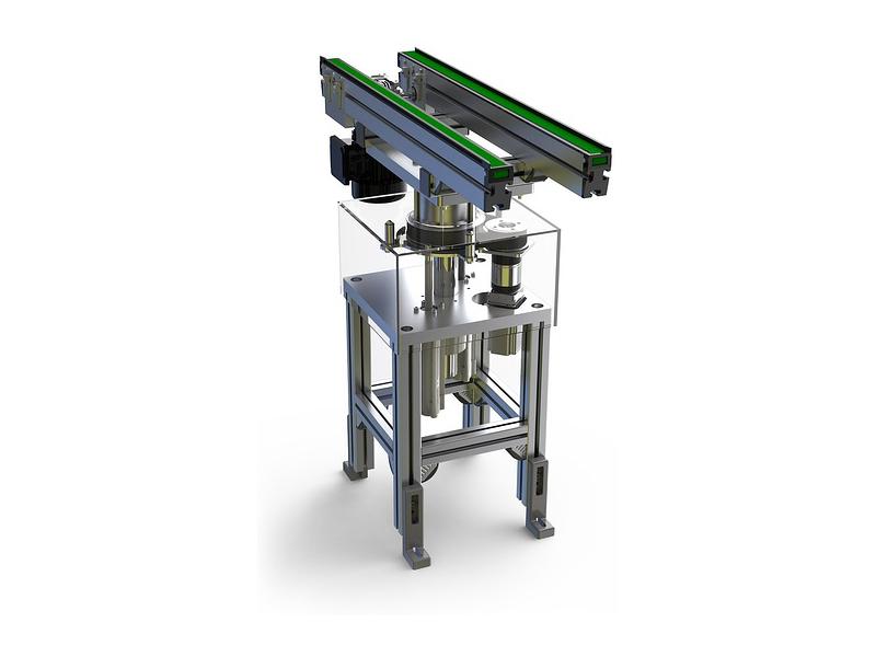 Glide-Line Twin-Strand Work Pallet Handling System