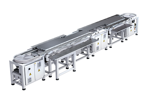 Weiss LS Linear Assembly Station