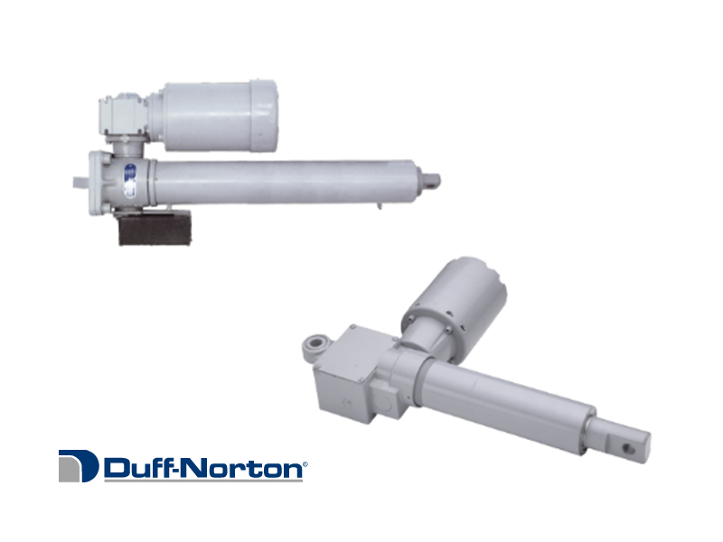 Duff-Norton Super Cylinder and Linear Actuators