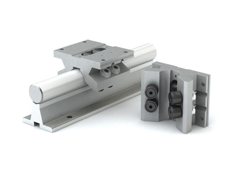 Lee Linear Double Roller Pillow Block