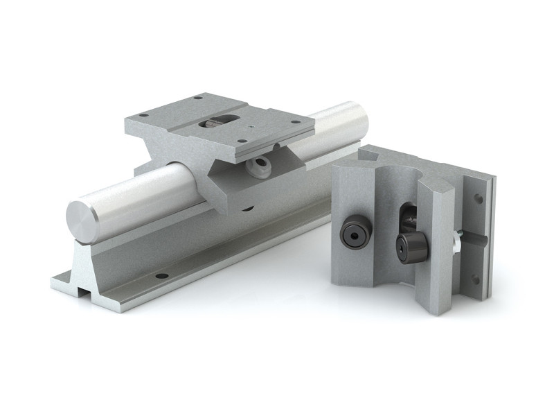 Lee Linear Single Roller Pillow Block